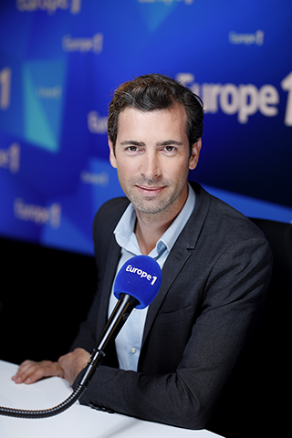 nicolas carreau Europe 1